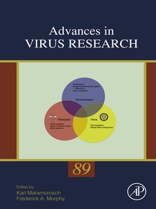Ebook in inglese Advances in Virus Research, Volume 89 -, -
