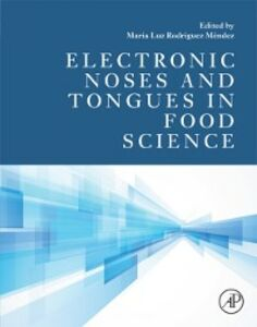 Ebook in inglese Electronic Noses and Tongues in Food Science