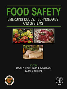 Ebook in inglese Food Safety Donaldson, Janet R , Phillips, Carol A , Ricke, Steven C