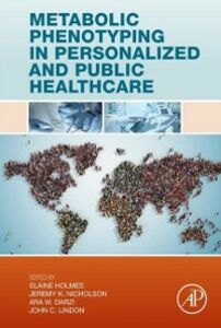 Ebook in inglese Metabolic Phenotyping in Personalized and Public Healthcare