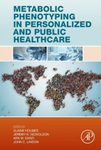 Ebook in inglese Metabolic Phenotyping in Personalized and Public Healthcare -, -