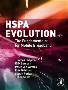 Ebook in inglese HSPA Evolution Chapman, Thomas , Dahlman, Erik , Larsson, Erik , Parkvall, Stefan