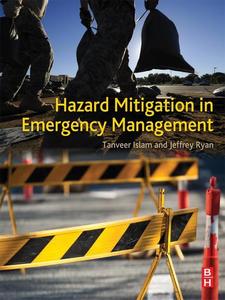 Ebook in inglese Hazard Mitigation in Emergency Management Islam, Tanveer , Ryan, Jeffrey