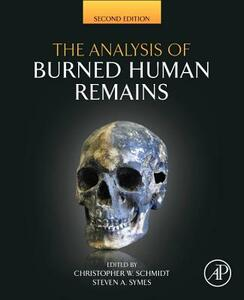 The Analysis of Burned Human Remains - cover