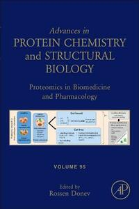 Proteomics in Biomedicine and Pharmacology - cover