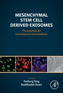 Ebook in inglese Mesenchymal Stem Cell Derived Exosomes Dawn, Buddhadeb , Tang, Yaoliang