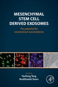 Ebook in inglese Mesenchymal Stem Cell Derived Exosomes Dawn, Buddhadeb , Tang, Yaoliang