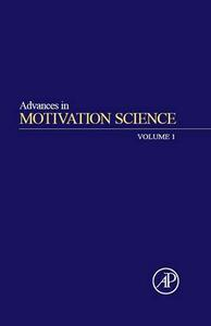 Advances in Motivation Science - Andrew J. Elliot - cover