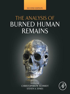 Ebook in inglese The Analysis of Burned Human Remains -, -