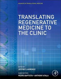 Translating Regenerative Medicine to the Clinic - cover
