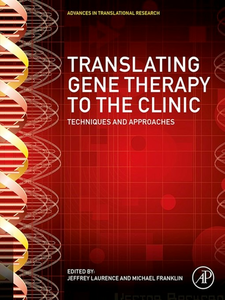 Ebook in inglese Translating Gene Therapy to the Clinic -, -