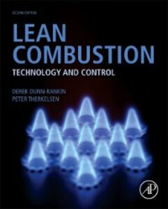 Ebook in inglese Lean Combustion -, -