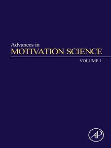 Ebook in inglese Advances in Motivation Science Elliot, Andrew J