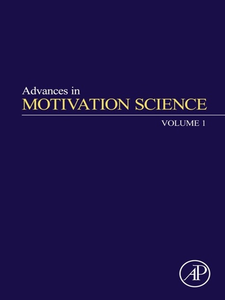 Ebook in inglese Advances in Motivation Science Elliot, Andrew J