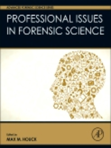 Ebook in inglese Professional Issues in Forensic Science -, -