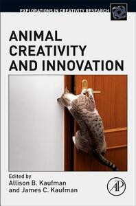 Animal Creativity and Innovation - cover
