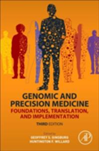 Genomic and Precision Medicine: Foundations, Translation, and Implementation - cover