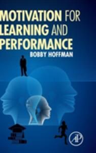 Motivation for Learning and Performance - Bobby Hoffman - cover