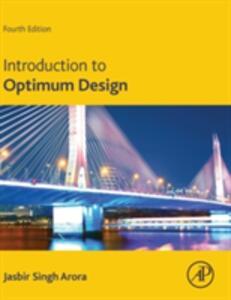 Introduction to Optimum Design - cover