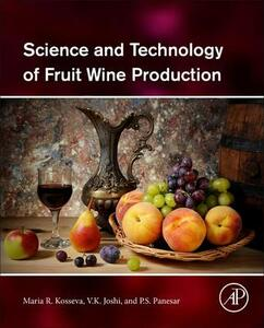 Science and Technology of Fruit Wine Production - cover