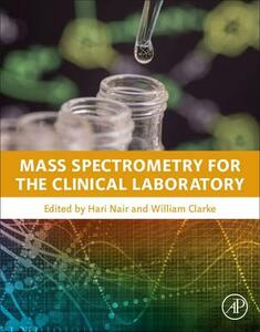 Mass Spectrometry for the Clinical Laboratory - cover