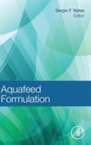 Aquafeed Formulation - Sergio Nates - cover