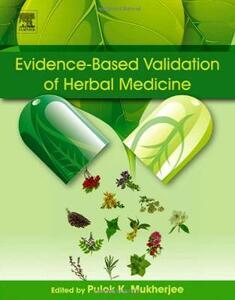 Evidence-Based Validation of Herbal Medicine - cover