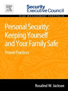 Ebook in inglese Personal Security Jackson, Rosalind