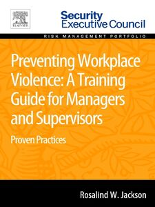 Ebook in inglese Preventing Workplace Violence Jackson, Rosalind