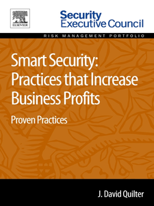 Ebook in inglese Smart Security Quilter, J. David