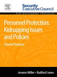 Ebook in inglese Personnel Protection Jones, Radford , Miller, Jerome