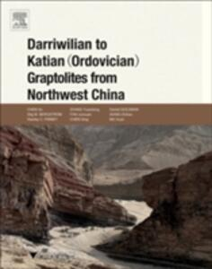 Darriwilian to Katian (Ordovician) Graptolites from Northwest China - cover