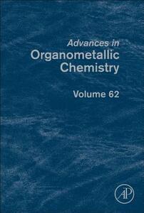 Advances in Organometallic Chemistry - Perez - cover