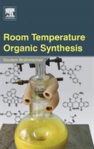 Room Temperature Organic Synthesis - Goutam Brahmachari - cover