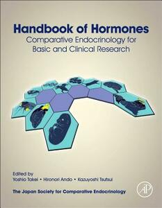 Handbook of Hormones: Comparative Endocrinology for Basic and Clinical Research - cover