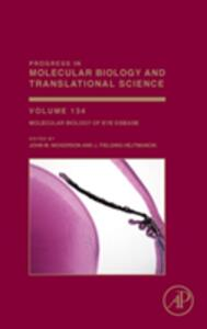 Molecular Biology of Eye Disease - cover