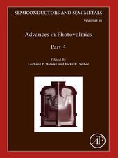 Advances in Photovoltaics, Part 4