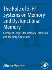 The Role of 5-HT Systems on Memory and Dysfunctional Memory