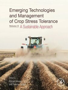 Ebook in inglese Emerging Technologies and Management of Crop Stress Tolerance -, -