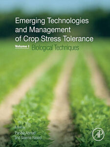 Ebook in inglese Emerging Technologies and Management of Crop Stress Tolerance, Volume 1 -, -
