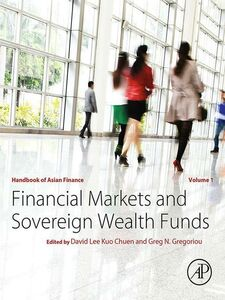 Foto Cover di Handbook of Asian Finance, Ebook inglese di David Lee Kuo Chuen,Greg N. Gregoriou, edito da Elsevier Science
