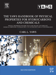 Ebook in inglese The Yaws Handbook of Physical Properties for Hydrocarbons and Chemicals Yaws, Carl L.
