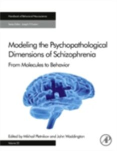 Foto Cover di Modeling the Psychopathological Dimensions of Schizophrenia, Ebook inglese di  edito da Elsevier Science