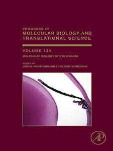 Ebook in inglese Molecular Biology of Eye Disease -, -