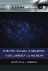 Effective Dynamics of Stochastic Partial Differential Equations