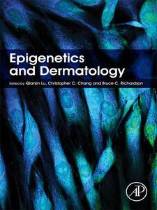 Ebook in inglese Epigenetics and Dermatology -, -