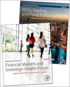 Handbook of Asian Finance - cover
