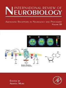 Foto Cover di Adenosine Receptors in Neurology and Psychiatry, Ebook inglese di  edito da Elsevier Science