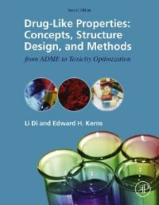 Ebook in inglese Drug-Like Properties Di, Li , Kerns, Edward H