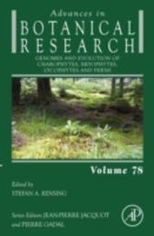 Genomes and Evolution of Charophytes, Bryophytes, Lycophytes and Ferns